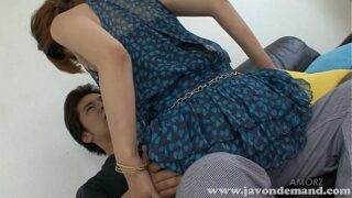 JAV model Takes Creampie
